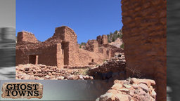 Ghost Towns - America's Lost World: The Ghosts of New Mexico
