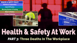 Part 3: Three Deaths in the Workplace (Extra)