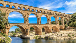 Engineering a Roman Aqueduct