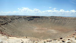 Arizona Meteor Crater—Visitors from Outer Space