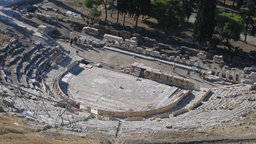 Quest for Wisdom at Apollo's Oracle: Delphi