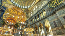 The Pearl of Constantinople: Hagia Sophia