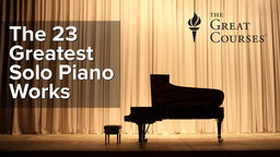 The 23 Greatest Solo Piano Works Series