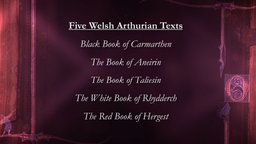 King Arthur in Wales—The Mabinogion