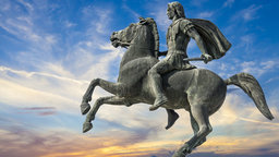 Alexander the Great: Punjab Revolt
