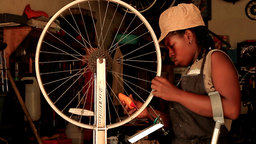 With My Own Two Wheels - How Bikes Can Change the World