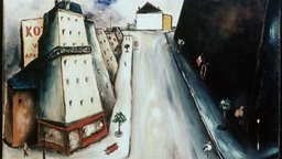 Yves Tanguy - At 4 O'Clock in the summer, Hope (1929)