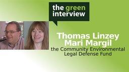 Thomas Linzey & Mari Margil: The Community Environmental Legal Defense Fund