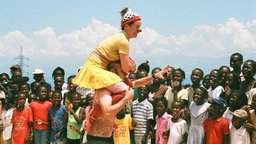 Send in the Clowns - Clowns Without Borders Visit Haiti
