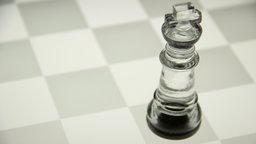 Chess Endgames and the King's Magical Powers
