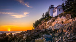 Acadia's Highlands and Islands