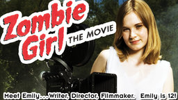 Zombie Girl - Making Horror Film