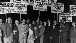 Legacy of the Hollywood Blacklist