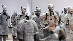 Secrets of the Dead - China's Terracotta Warriors