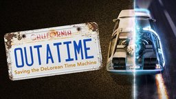OUTATIME: Saving the DeLorean - Restoring a Beloved Prop from Back to the Future