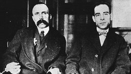 Sacco and Vanzetti - The Trial of Two Italian Immigrants in the 1920's