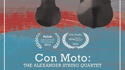 Con Moto - The Alexander String Quartet
