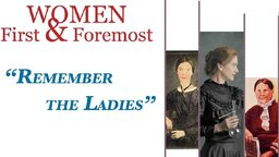 Women First and Foremost - Influential Women throughout History