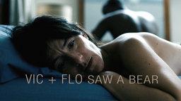 Vic + Flo Saw a Bear | Kanopy