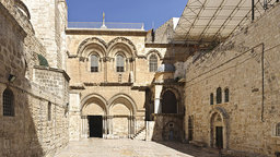 The Church of the Holy Sepulchre