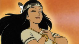 Pocahontas:The Princess of American Indians