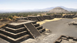 The Great City of Teotihuacan