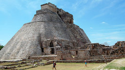 New Cities of the Terminal Classic - Uxmal