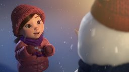 "Cineplex ""Lilly & the Snowman"""