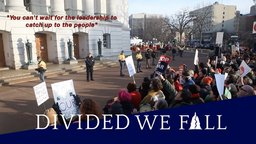 Divided we Fall - A Critical Look at the 2011 Wisconsin Uprising