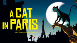 A Cat in Paris (English Version)