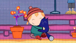 Peg Meets Cat / The Valentine's Day Problem