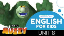 American English For Kids - Unit 8