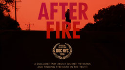 After Fire - Stories from Female Veterans