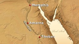 Amarna - Revolutionary Capital