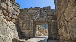 Mycenae, Tiryns, and the Mask of Agamemnon