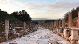 Hippodamian Planning - Miletus and Ephesus
