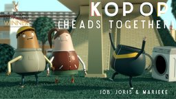 Heads Together - Kop Op