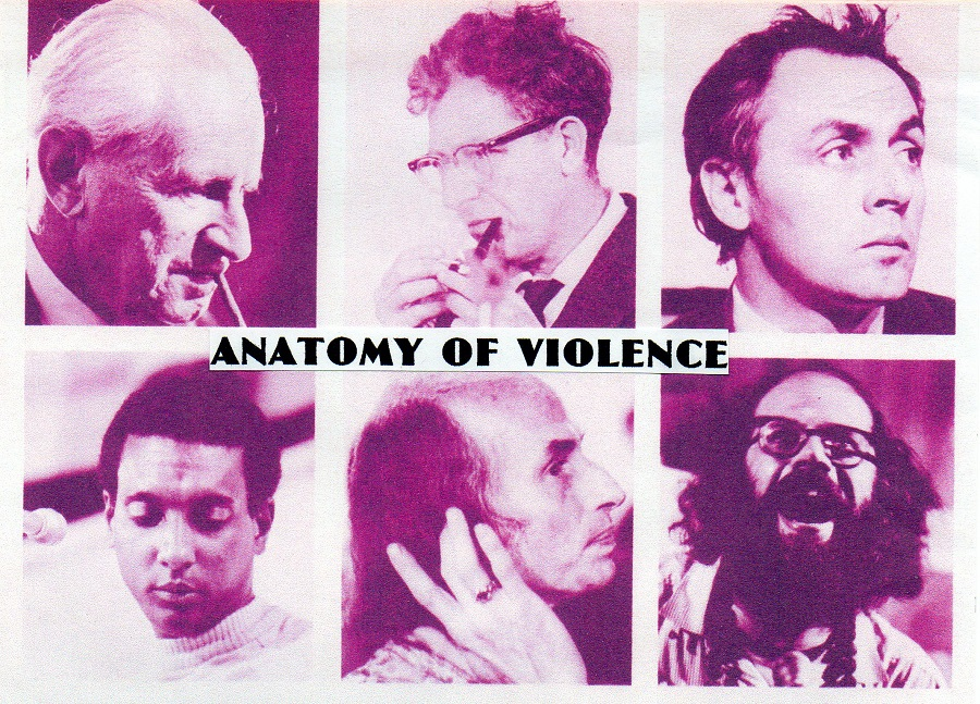 Watch Anatomy of Violence now | Kanopy