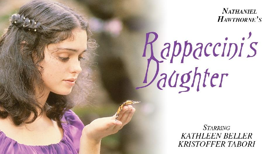 "rappaccinis daughter Analysis ""rappaccini's daughter"" (1844) nathaniel hawthorne (1804-1864) ""rappaccini's daughter"" is an allegory of the modern world as a scientific experiment."